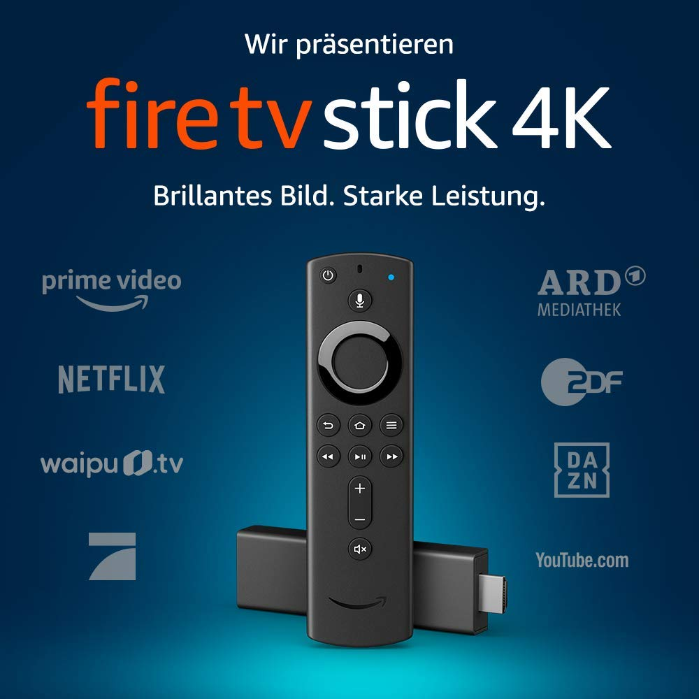 Fire TV Stick 4K amazon