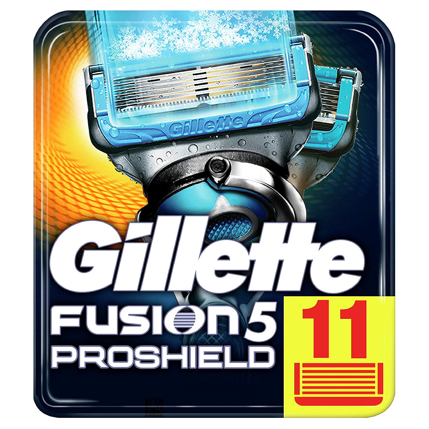 Gillette Fusion 5 Rasierklingen amazon