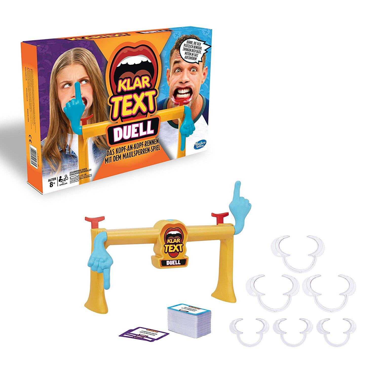 Klartext amazon Partyspiel Hasbro