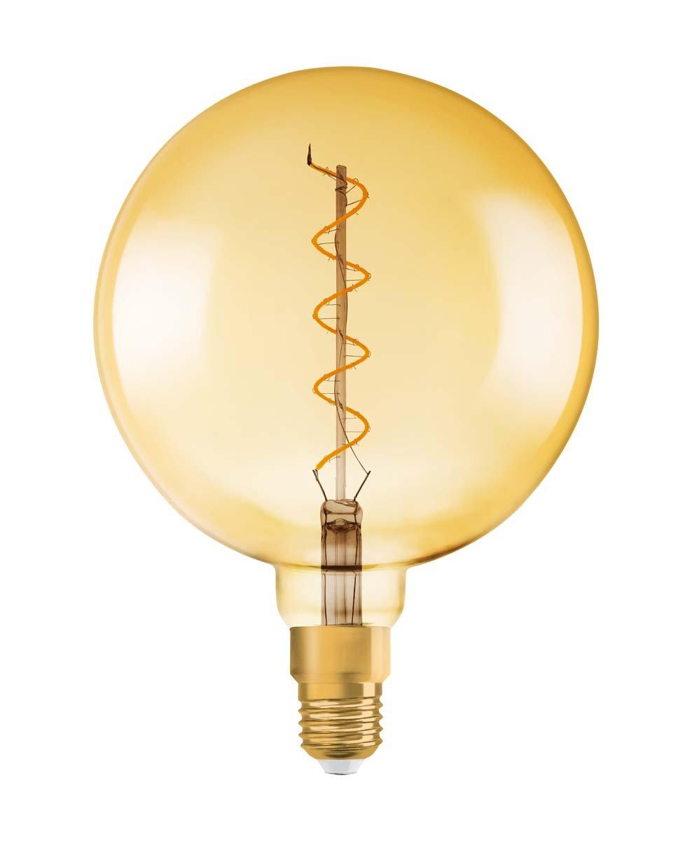 LED Lampe Osram Vintage Globe amazon