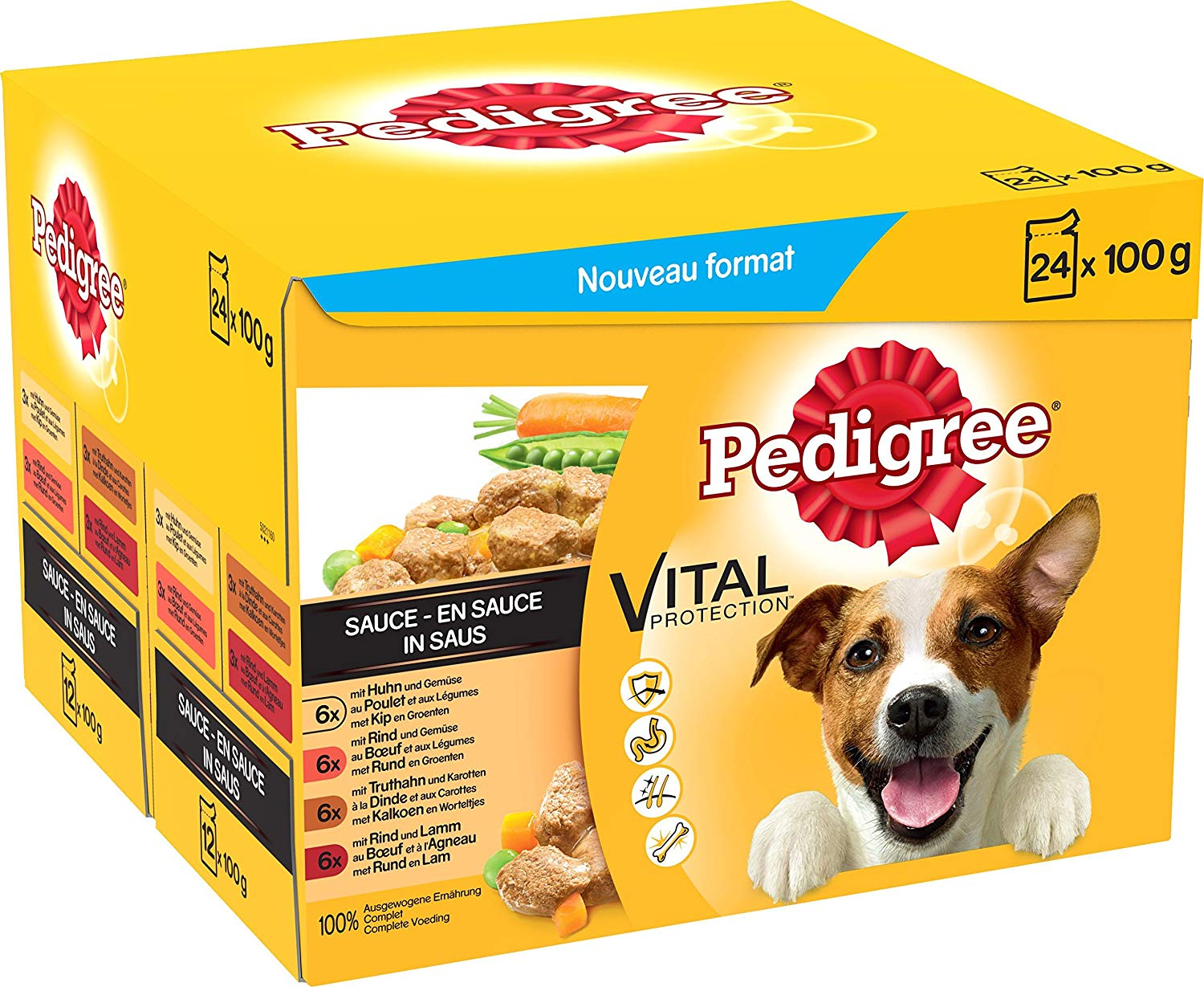 Pedigree Hundefutter amazon