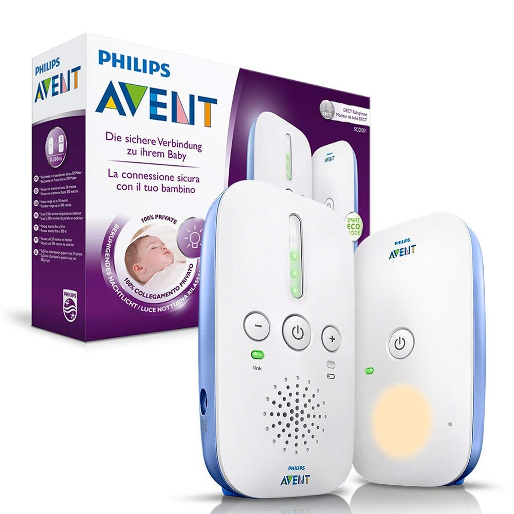 Philips Avent DECT Babyphone amazon