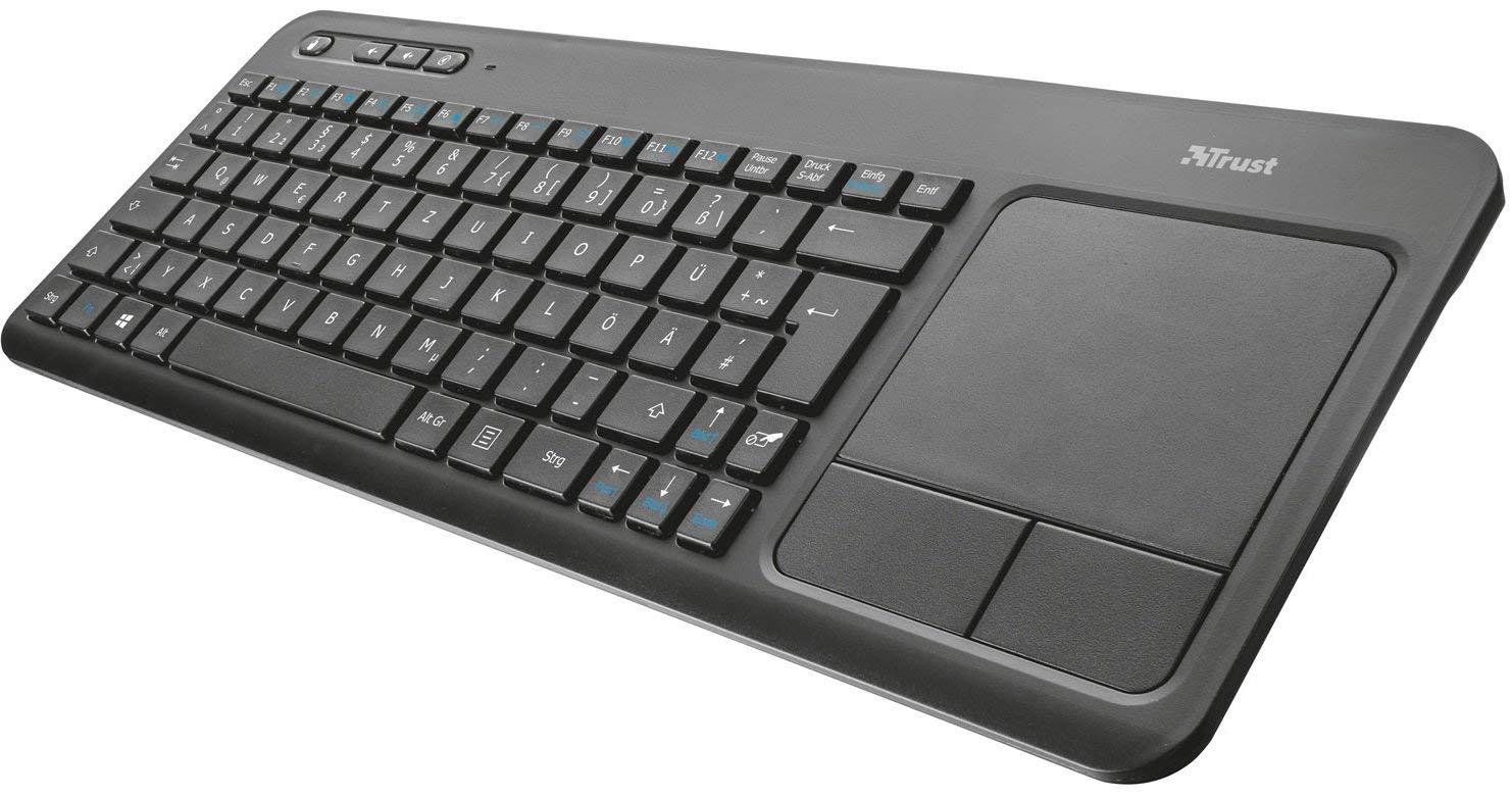 Trust kabellose Tastatur amazon