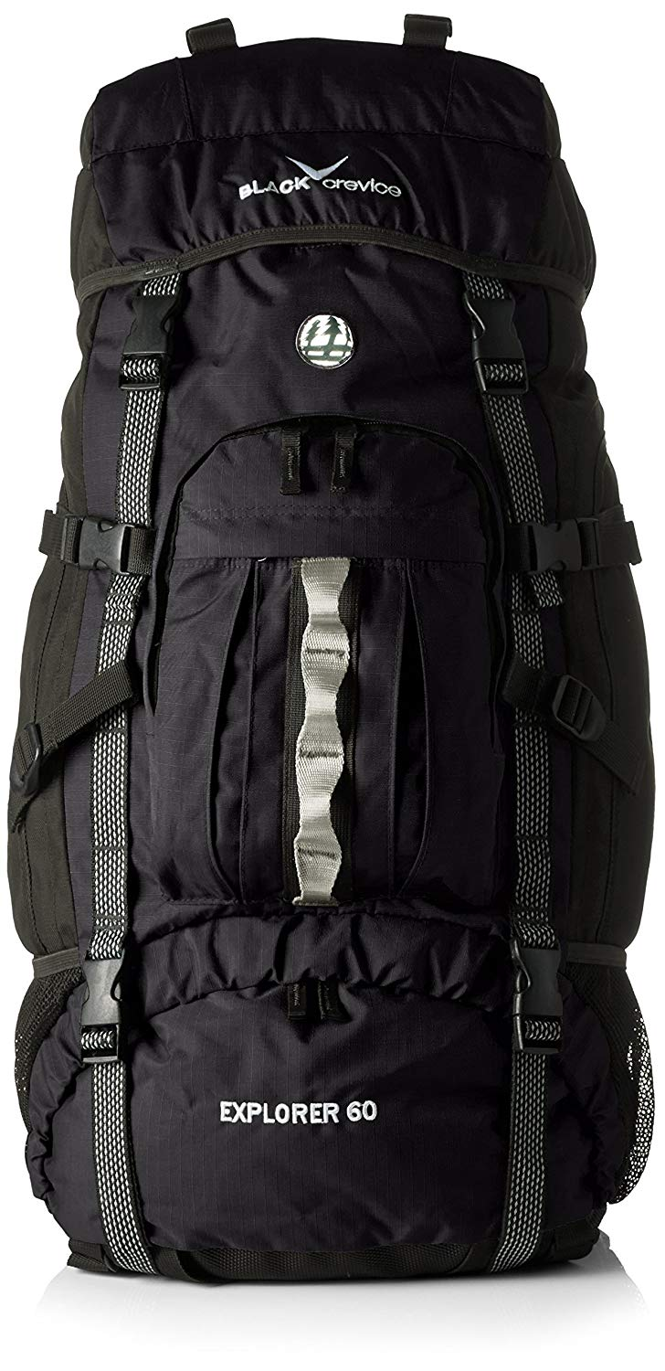 Black Crevice Rucksack amazon