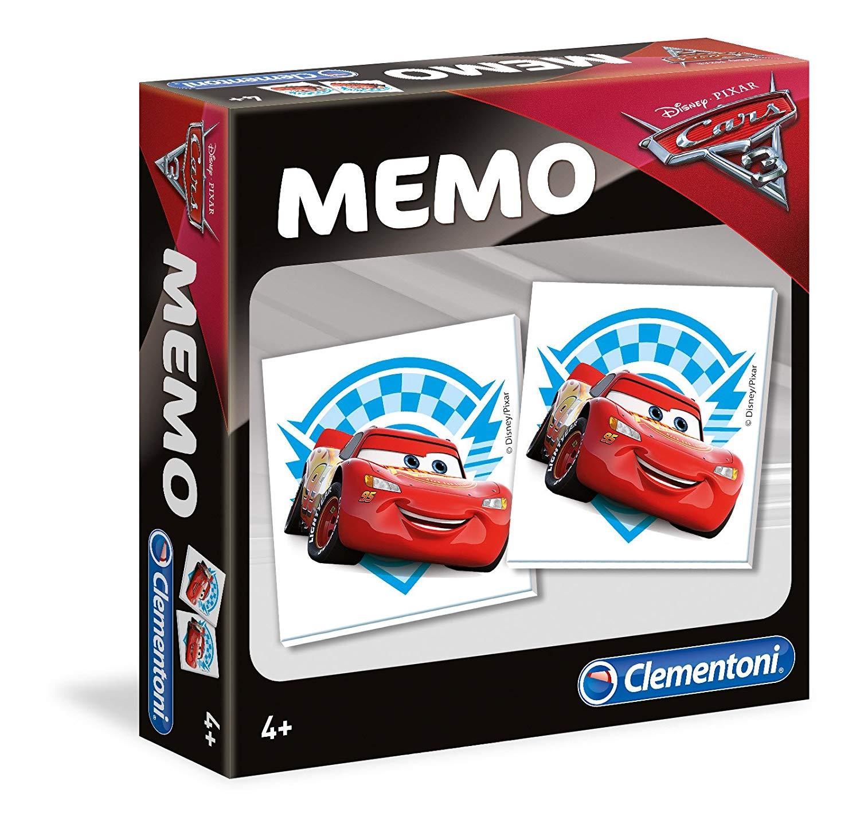 Clementoni Cars Memo amazon