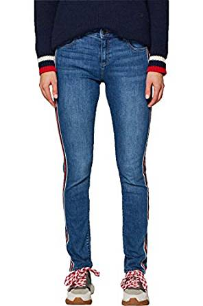 Esprit Damen Slim Fit Jean amazon