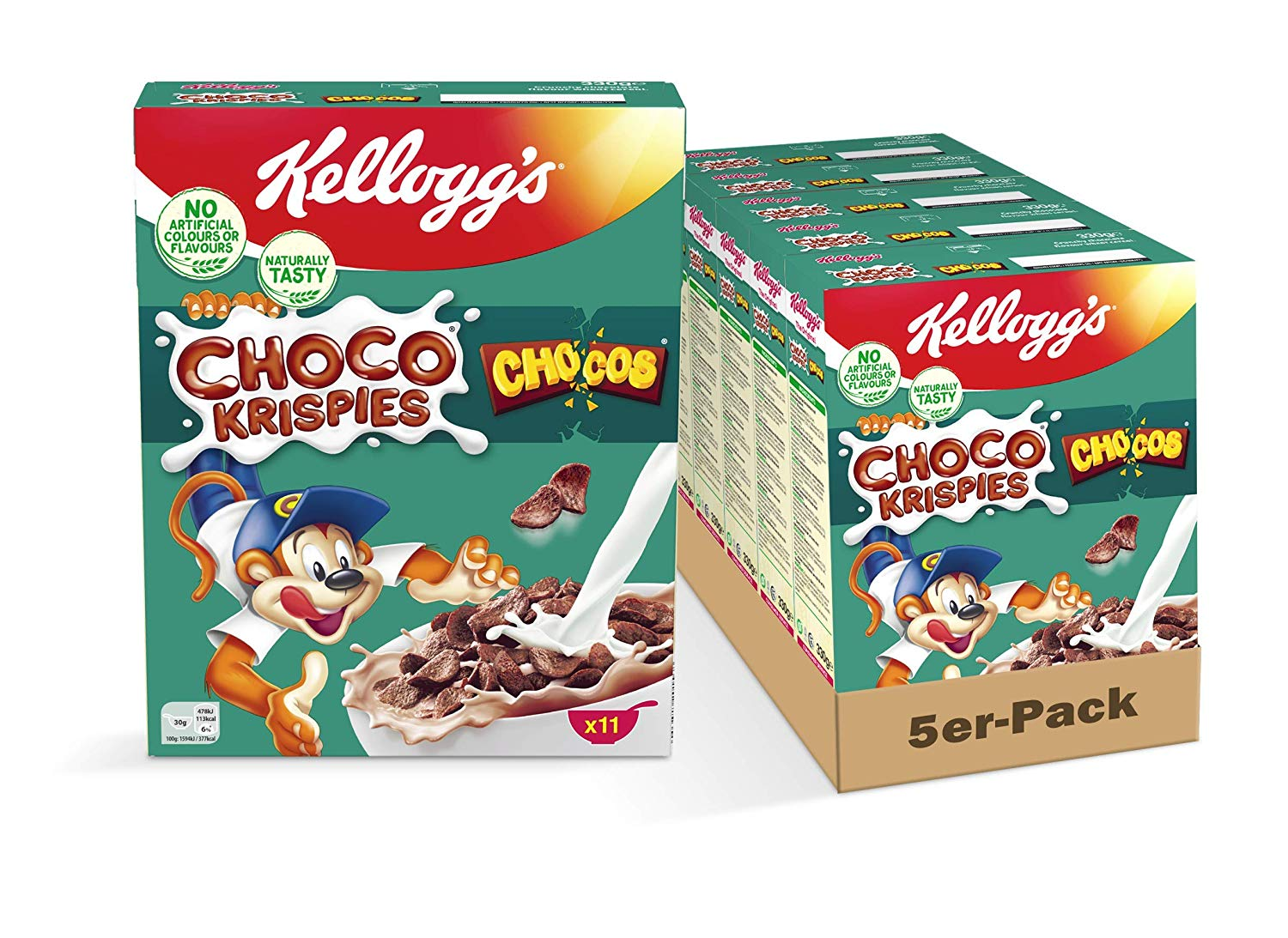 Kellogg Choco Krispies amazon