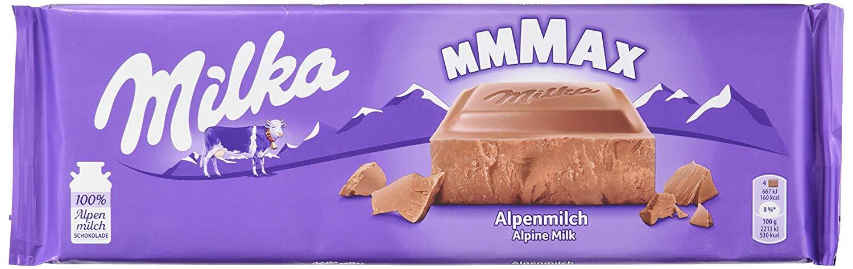 Milka Alpenmilch Schokolade amazon