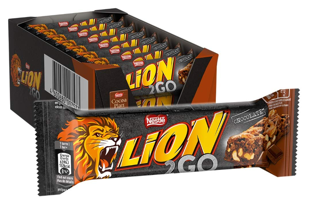 Nestle Lion 2GO amazon