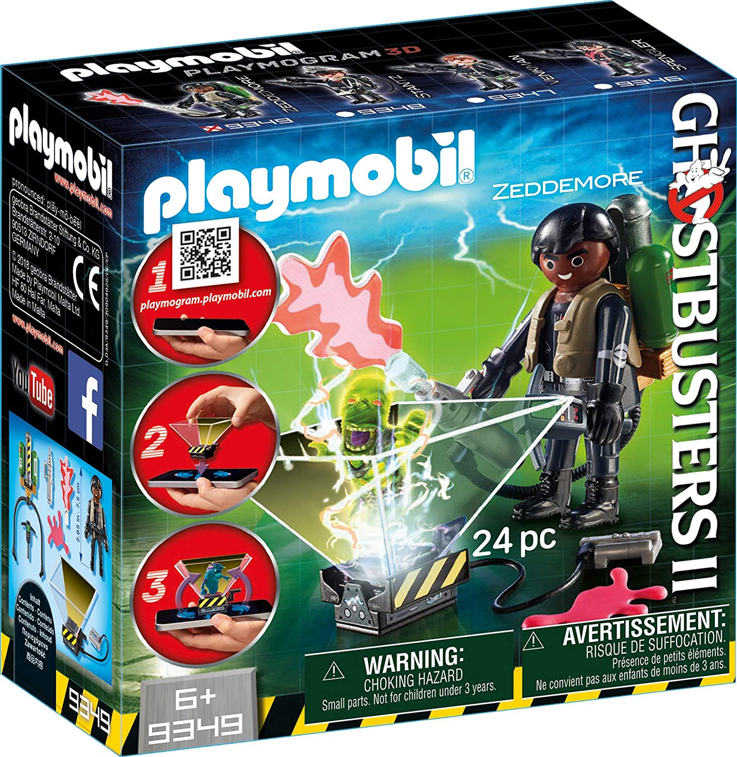 Playmobil Ghostbusters amazon