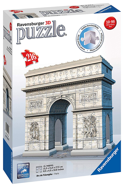 Ravensburger 3D Puzzle Triumphbogen amazon