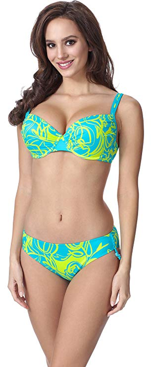 Feba Push-Up Bikini amazon