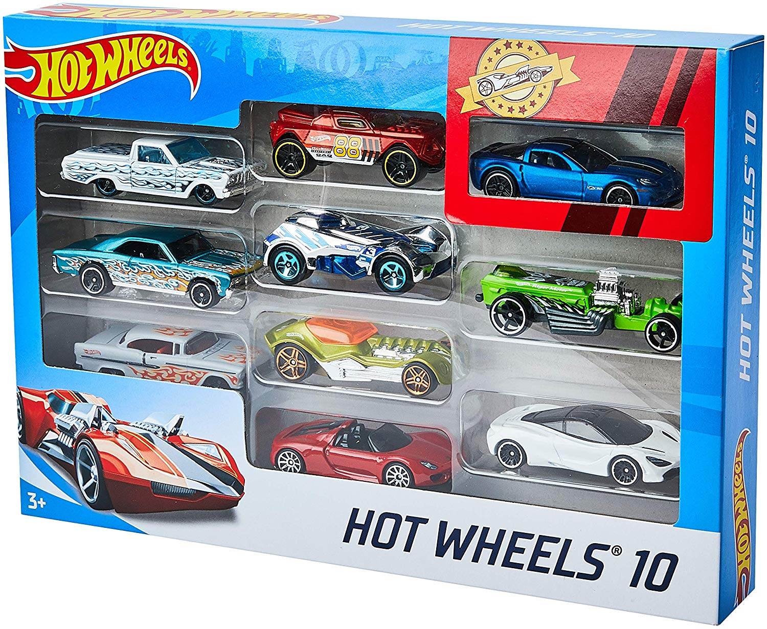 Hot Wheels Geschenkset amazon