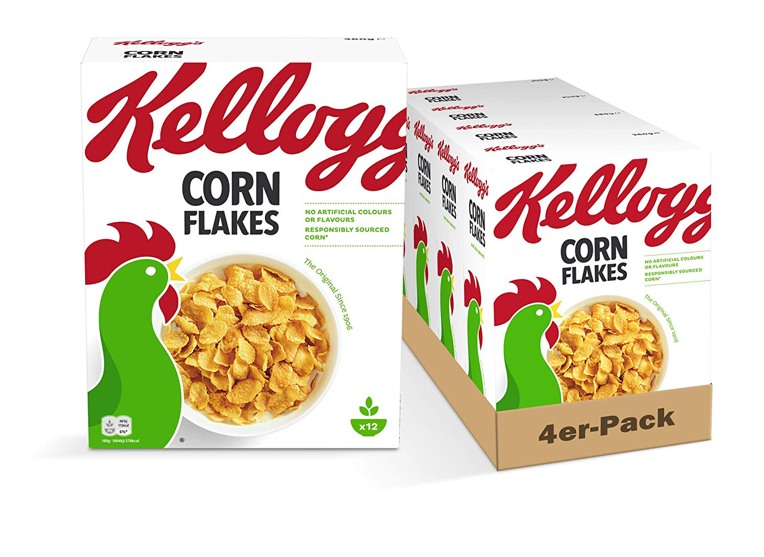 Kelloggs Corn Flakes amazon