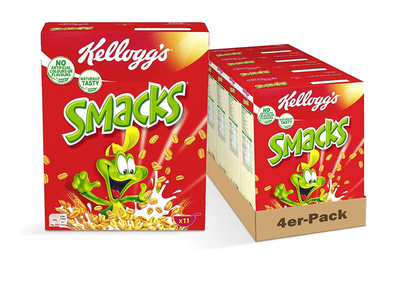 Kelloggs Smacks amazon