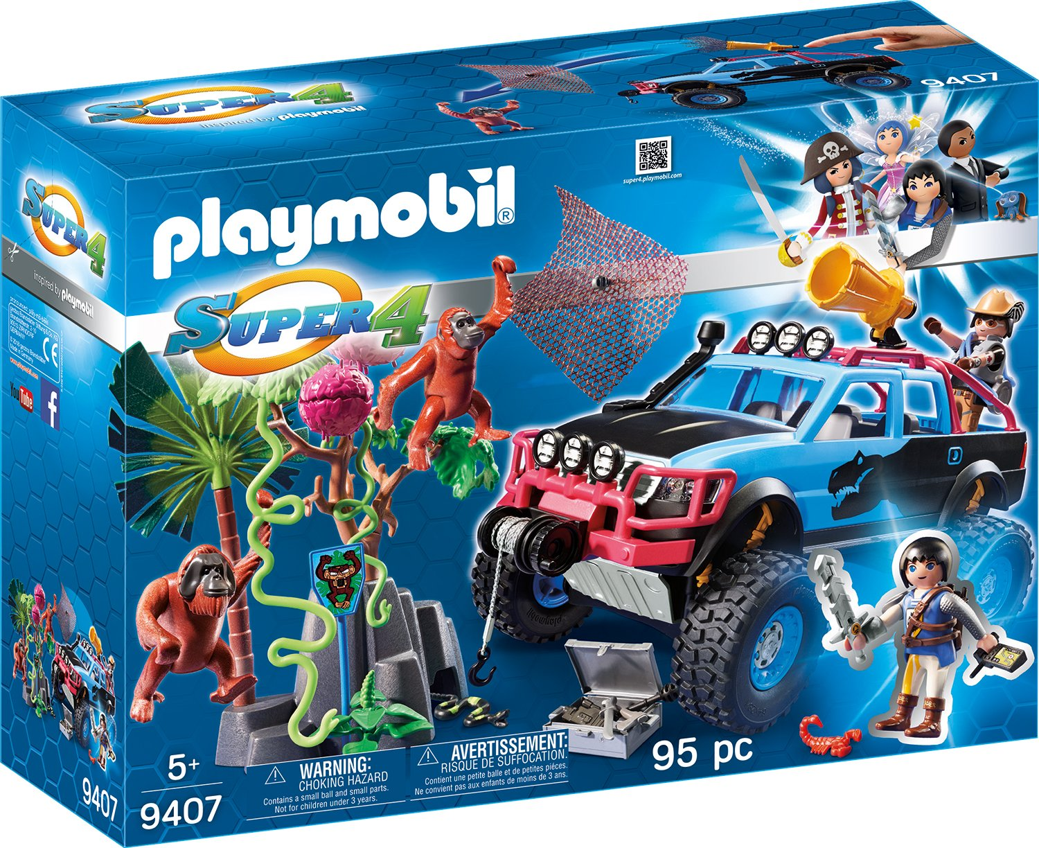 Playmobil Monster Truck amazon