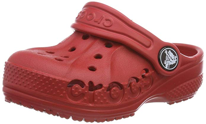 crocs Clogs rot Kinder amazon