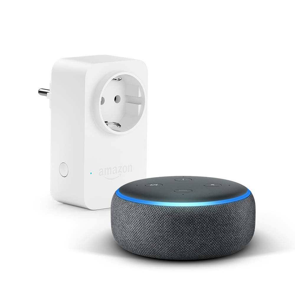Amazon Echo Dot WLAN Steckdose