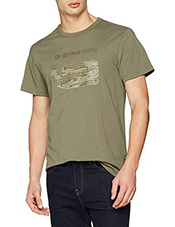 G-STAR RAW Herren T-Shirt amazon