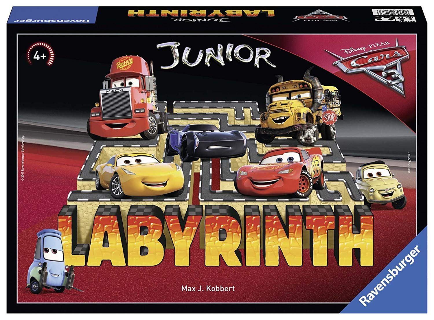 Junior Labyrinth Cars 3 Disney Ravensburger amazon