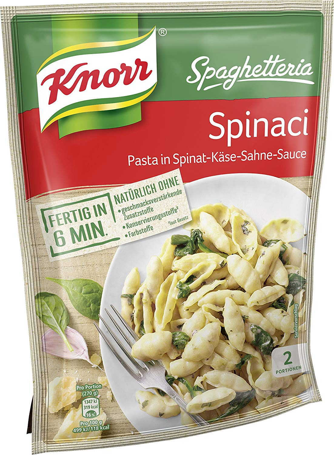 Knorr Spaghetteria amazon