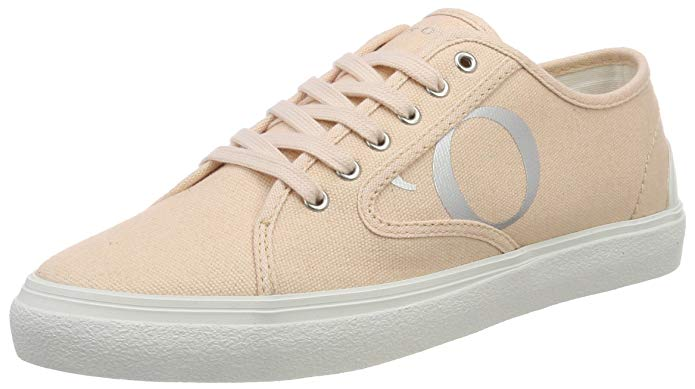 Marc O Polo Damen Sneakers orange amazon
