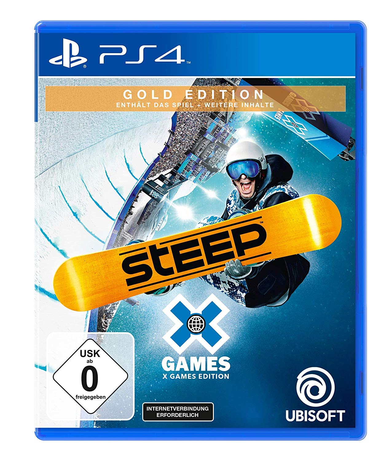Steep X Games PS4 amazon