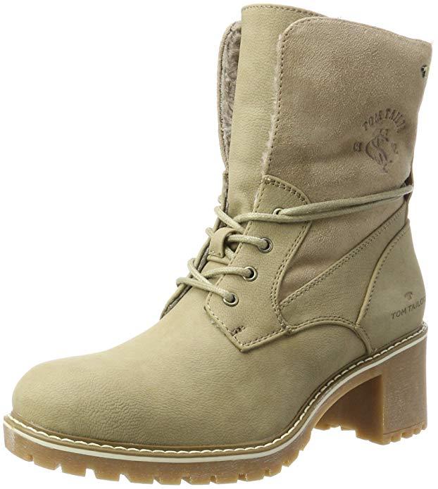 Tom Tailor Damen Desert Boots amazon