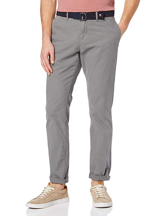 Tommy Hilfiger Herren Hose amazon