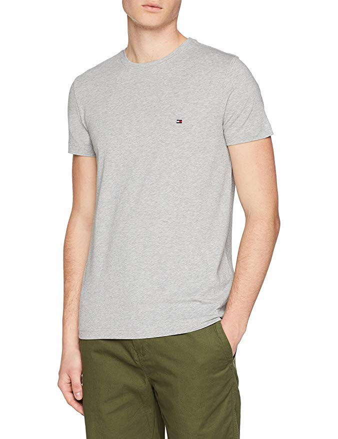 Tommy Hilfiger T-Shirt Herren amazon