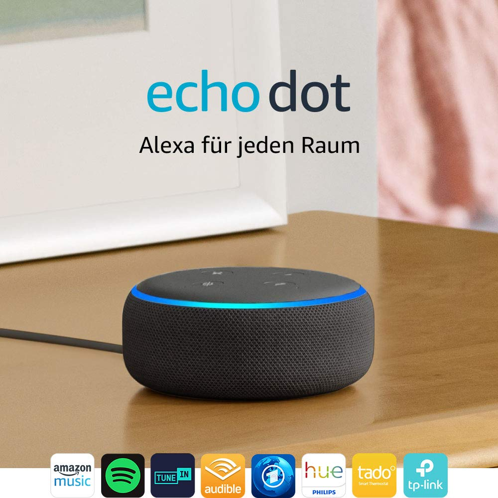 amazon echo dot alexa