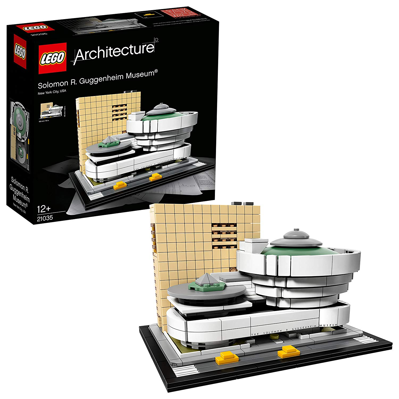 Lego Architecture Guggenheim Museum amazon
