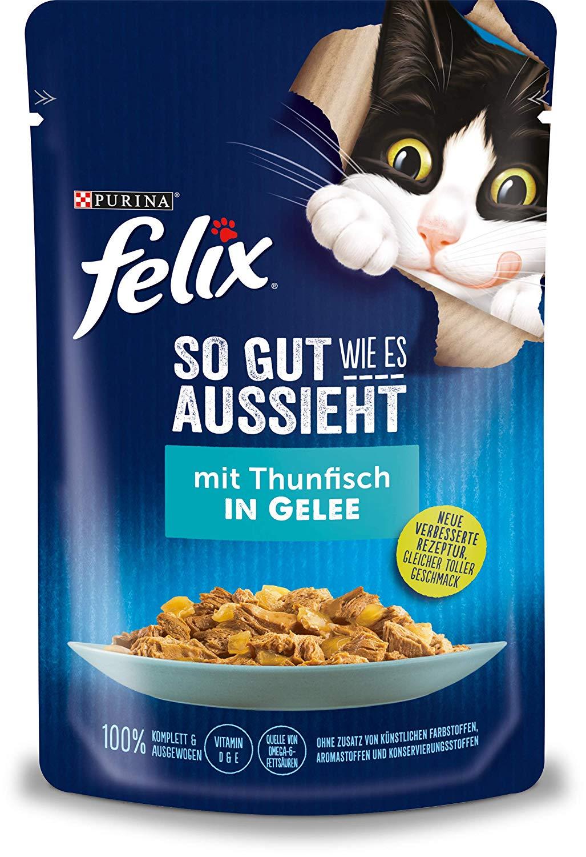 Felix Katzenfutter Thunfisch amazon