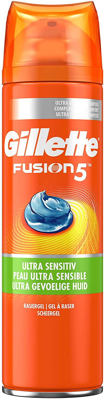 Gillette Rasiergel amazon