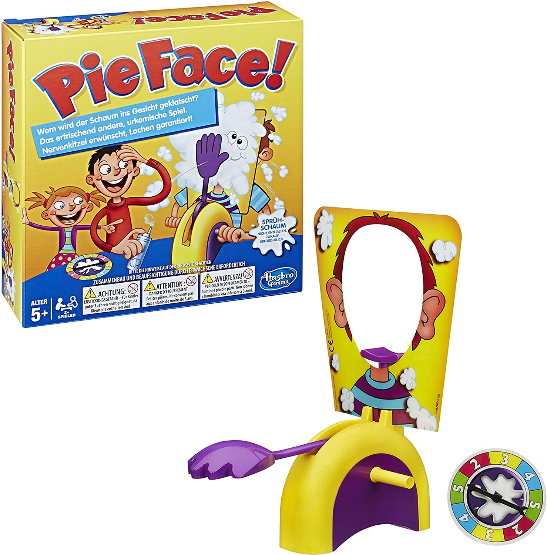 Hasbro Pie Face amazon