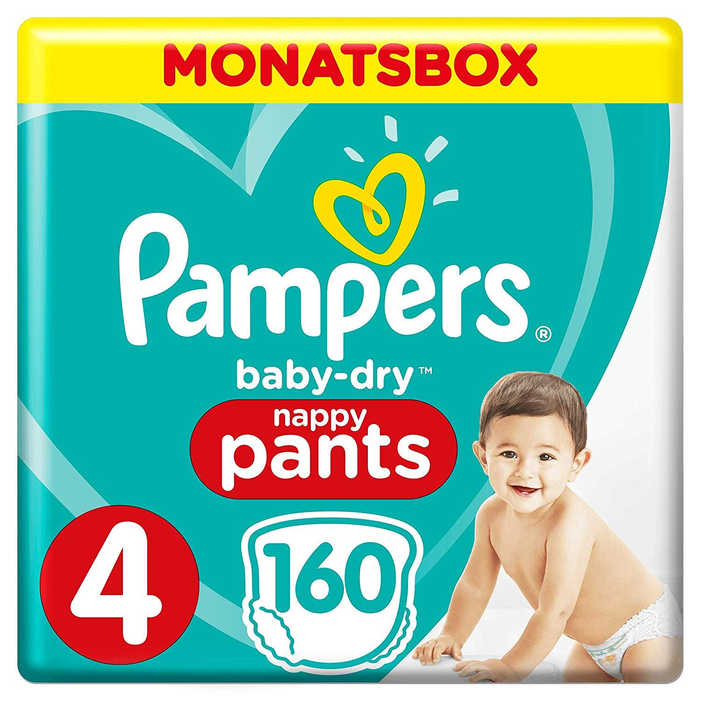 Pampers Monatsbox Windeln amazon