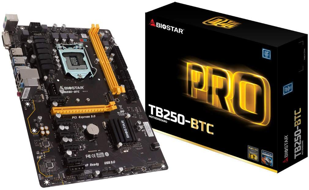 Biostar Intel Mainboard amazon