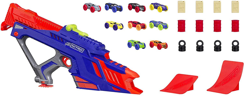 Hasbro Nerf Fahrzeugblasterset amazon