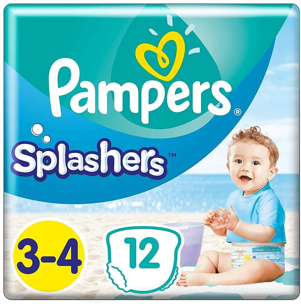 Pampers Splashers Windeln amazon