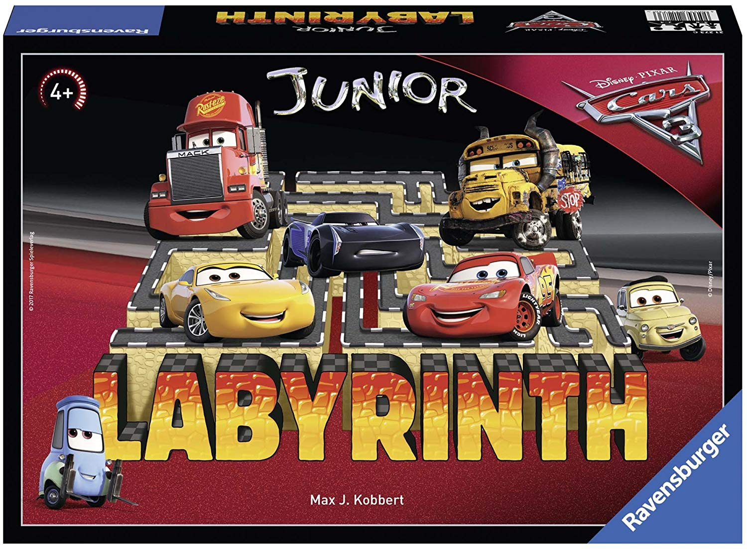Ravensburger Junior Labyrinth Cars amazon