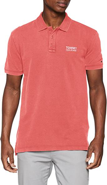 Tommy Jeans Poloshirt Herren amazon