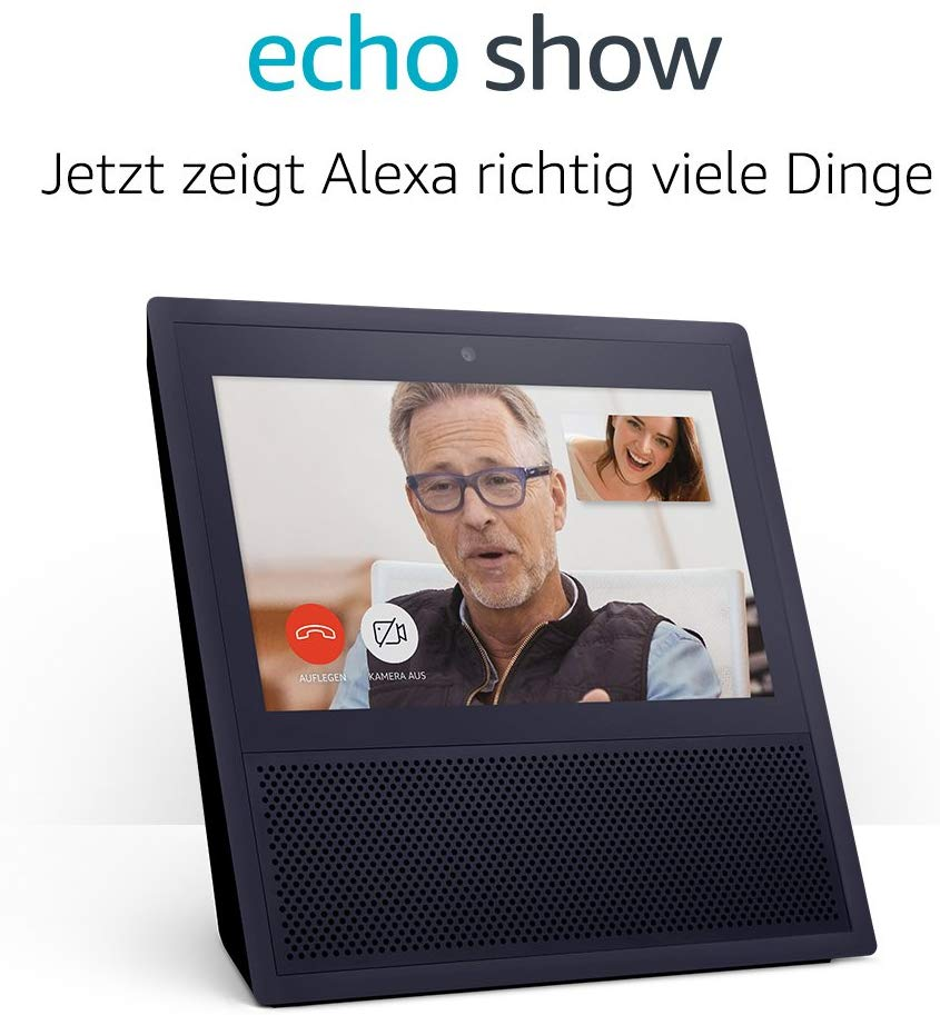 echo show amazon alexa