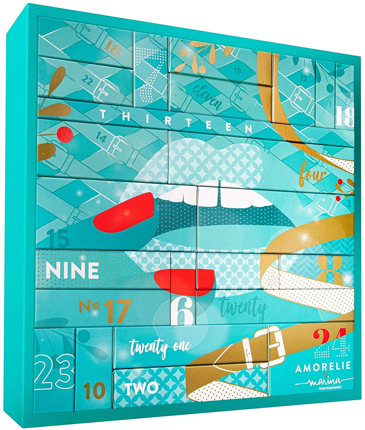 Amorelie Adventskalender amazon