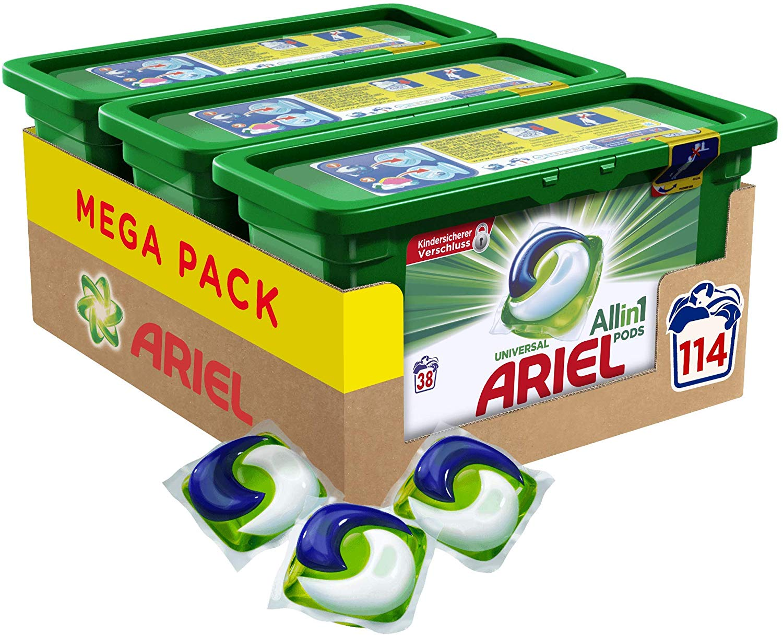 Ariel Waschmittel Pods amazon