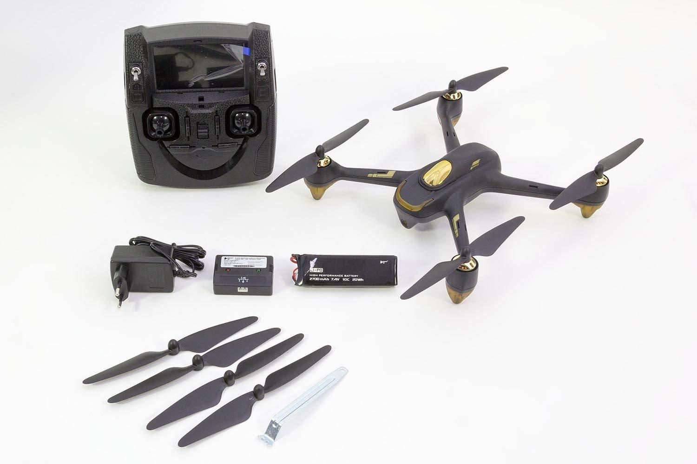 Hubsan Quadrocopter Drohne amazon