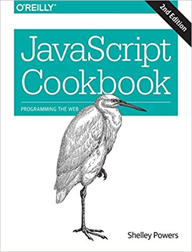 Javascript Cookbook O Reilly amazon
