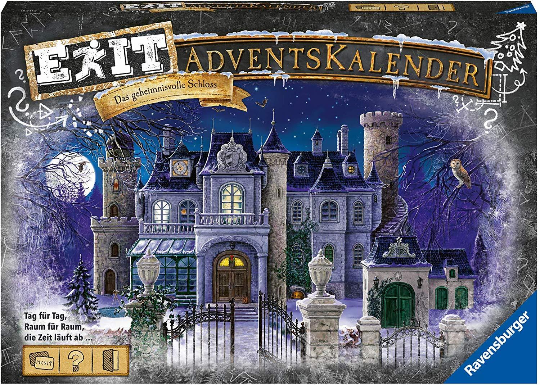 Ravensburger Adventskalender EXIT amazon