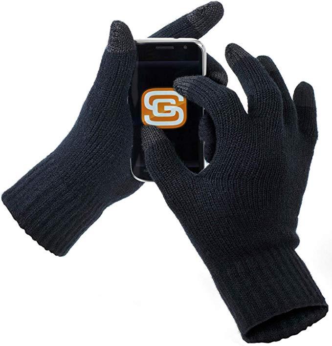 ScreenGloves Touchscreen Handschuhe amazon