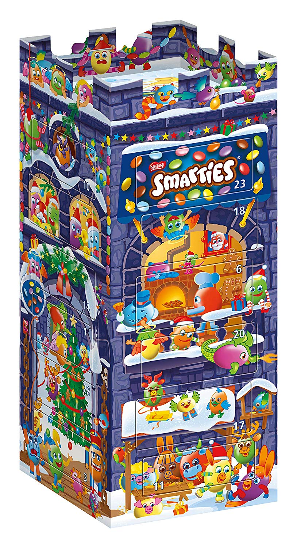 Smarties Nestle Adventskalender amazon