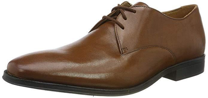 Clarks Derbys Schuhe amazon